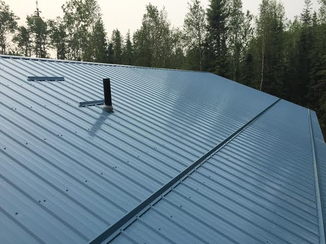 Seamless Metal Roofing