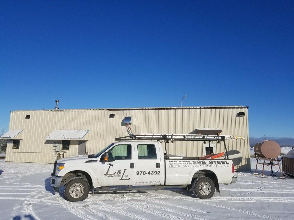 Commercial siding l&L contractors